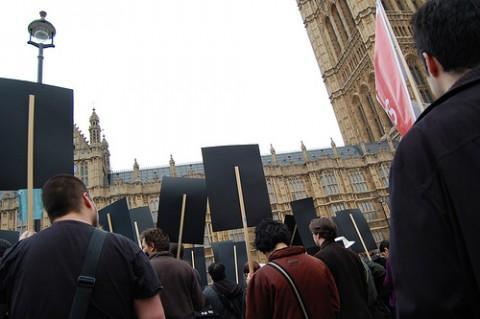 Digital Economy Bill Protests Mar2010